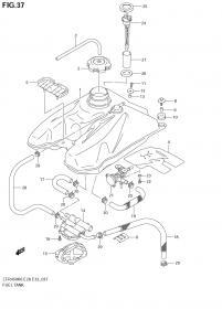 suzuki ltr 450 fuel pump diagram block and schematic diagrams u2022 rh lazysupply co Ltr 450 Fuel Oil Tank Ltr 450 Fuel Brown Color