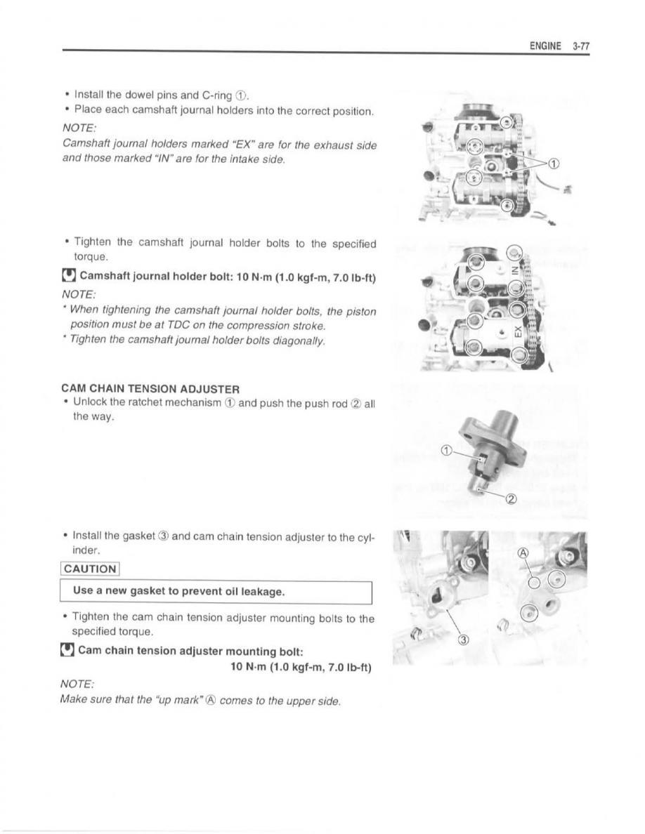 torque specs - Suzuki LT-R450 Forum :: LTR450HQ com
