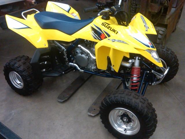 Brand New 2007 Ltr450 Roller 0 Miles