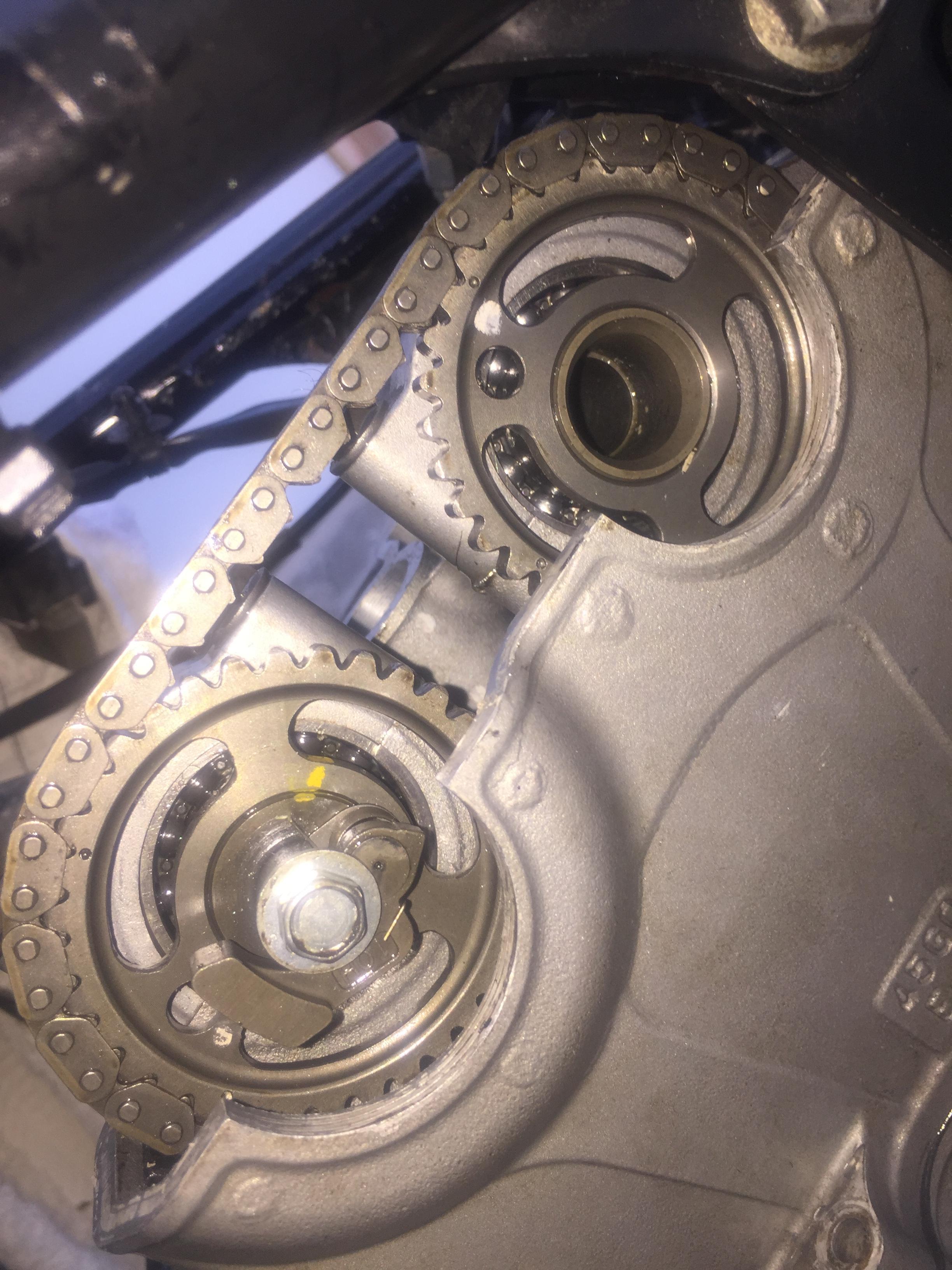 New Cam Timing Chain Suzuki LTR450 LT450R LT 450 Quadracer 2006 2007 2008 2009