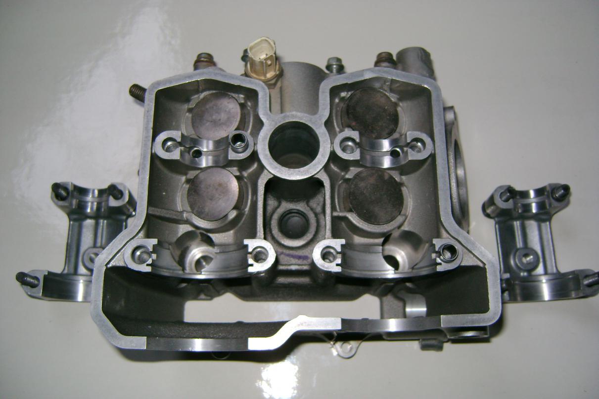 LTR 450 Head Ported by RAGE ATV - Suzuki LT-R450 Forum