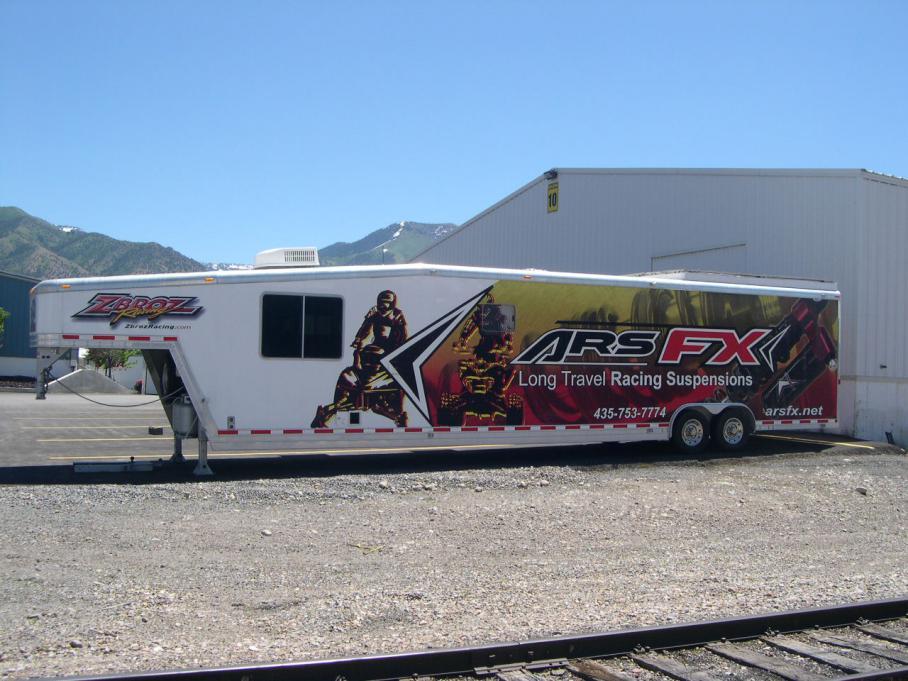 Race trailer for sale!! - Suzuki LT-R450 Forum :: LTR450HQ.com