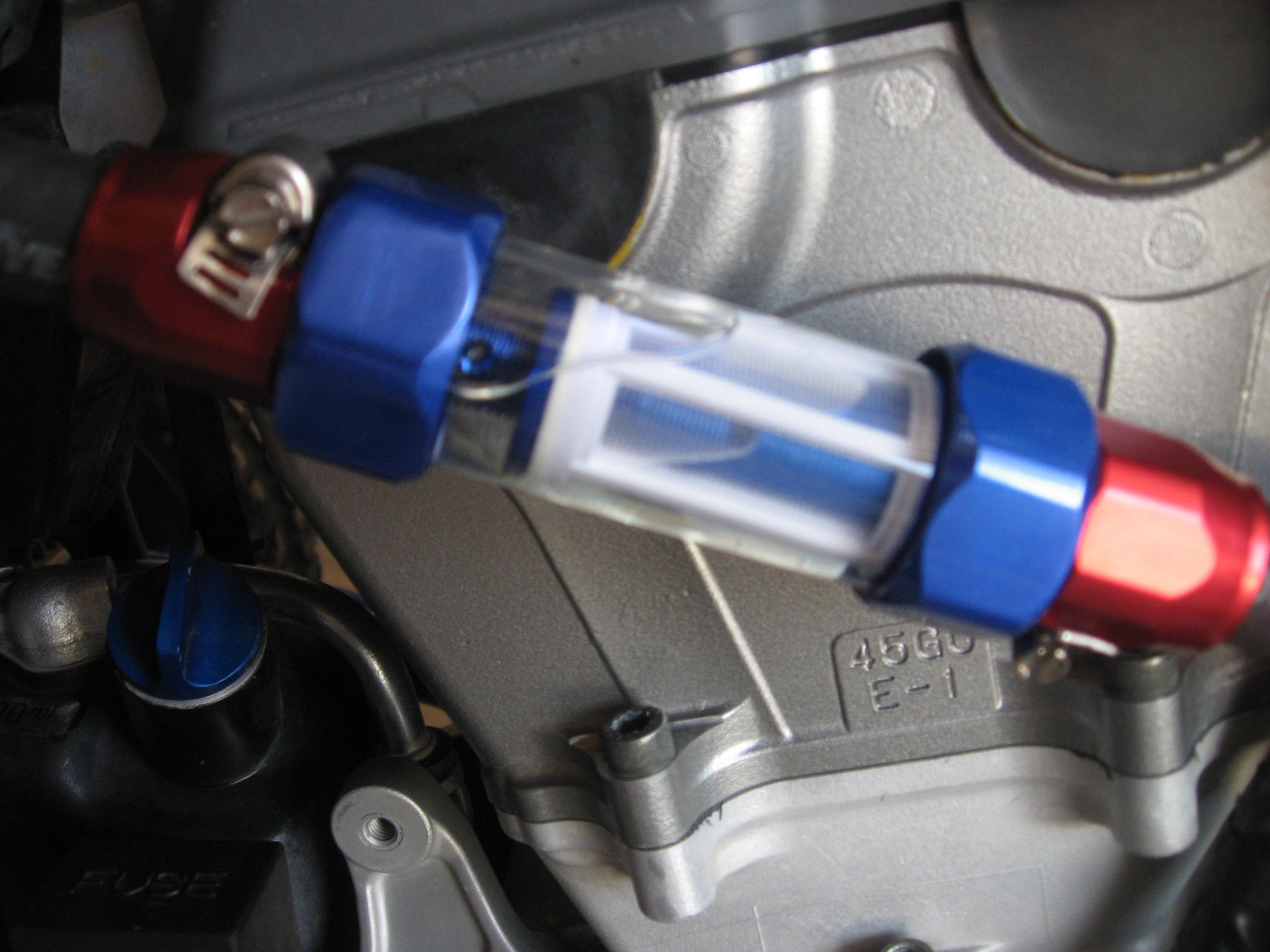Aftermarket Fuel Filter | Suzuki LT-R450 Forum :: LTR450HQ.com | Aftermarket Fuel Filter |  | LTR450HQ.com
