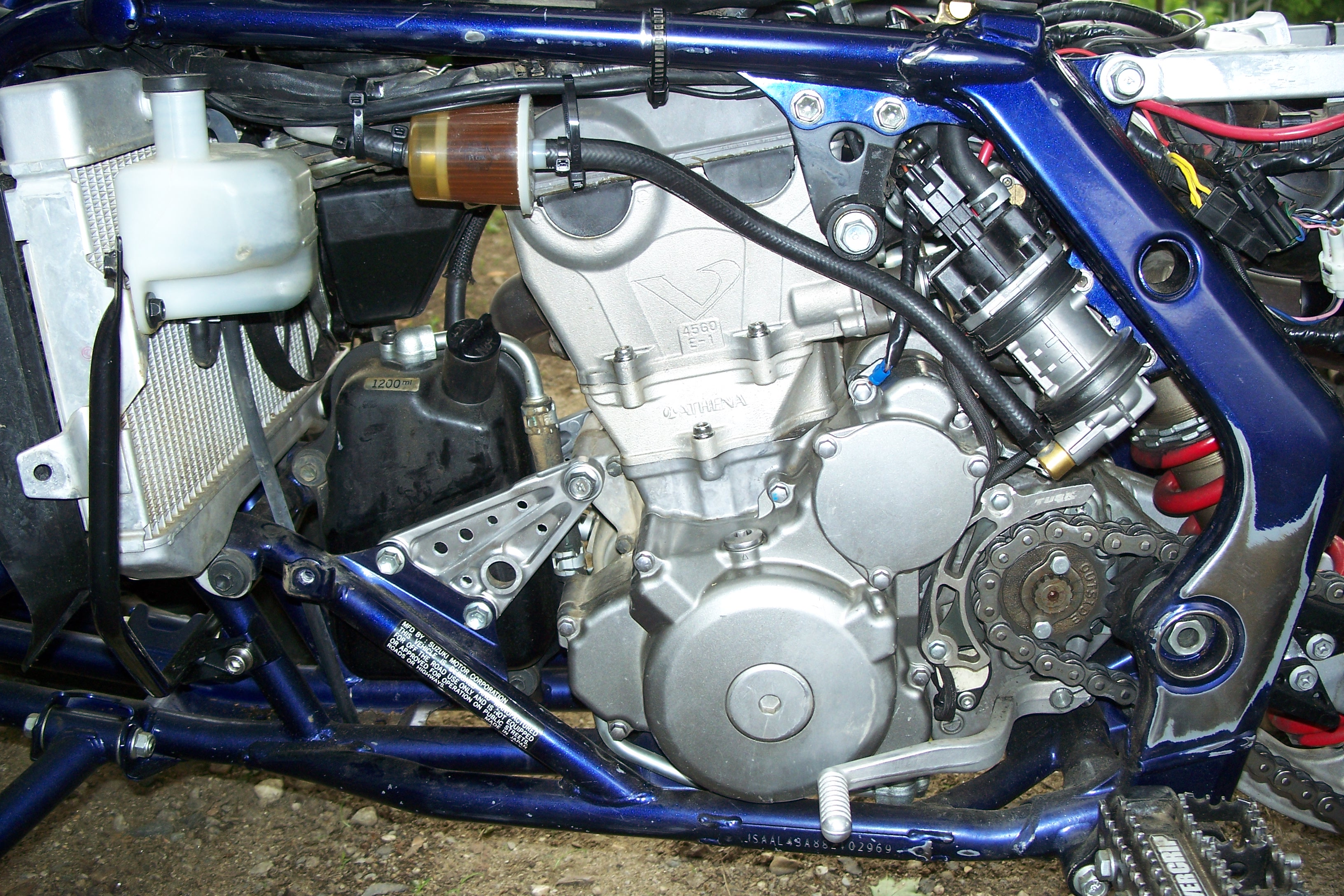 Suzuki Ltr  Battery Size